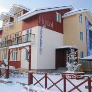 гостиничный комплекс эдельвейс 2 корпус