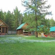 Домики для отдыха в Абзаково