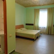 Гостиница в Абзаково