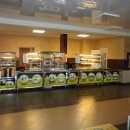 Кафе Смайл в Абзаково