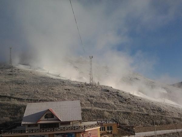 Открытие горнолыжного сезона 2013-2014 в Абзаково