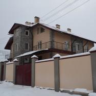 Отель Подгорное в Абзаково