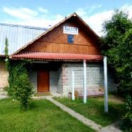 Баня в Абзаково