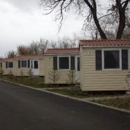 Чешские домики в Динопарке