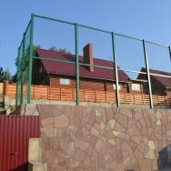 дом на озере Банное