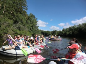 Сплавы по реке Белая