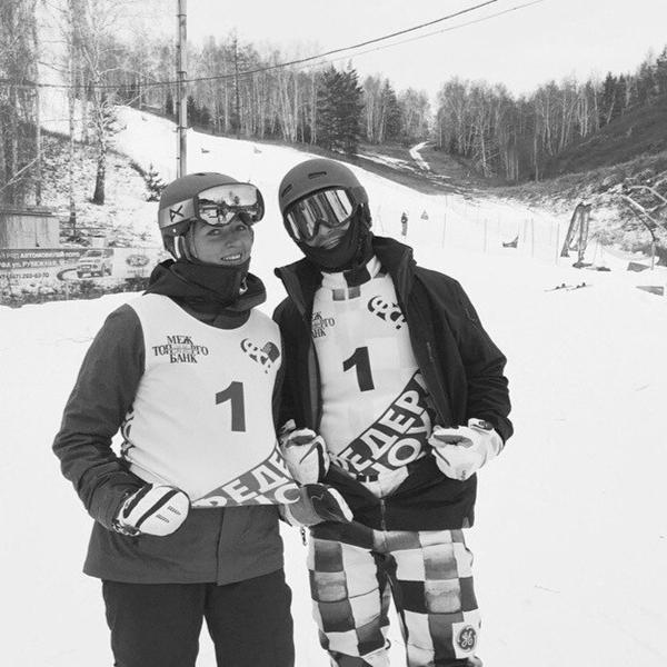 Кубок России по сноуборду