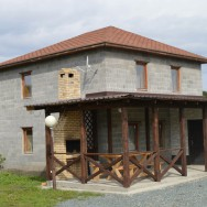 Коттедж в Абзаково