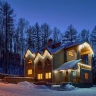 Снежный Барс в Абзаково