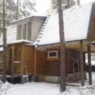 Домик в Абзаково