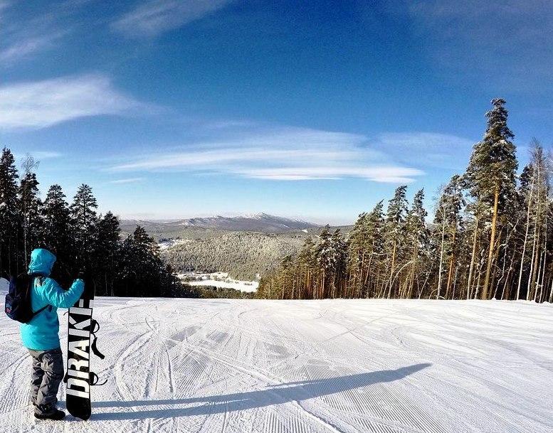 Закрытие горнолыжного сезона 2016-2017 на Мраткино