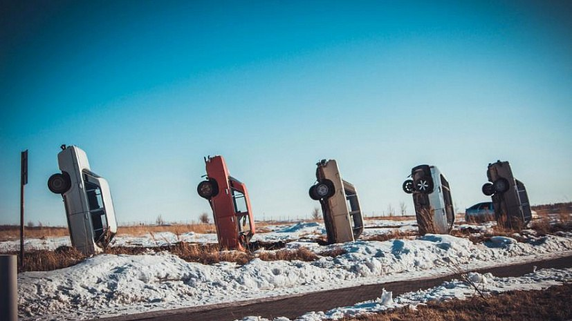 гоночная трасса в Магнитогорске