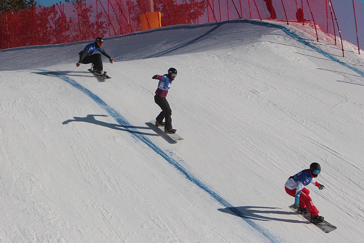 Семинар судей по сноуборду в Абзаково