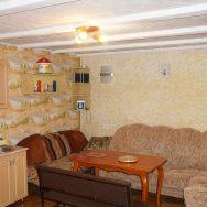 Домик с банькой в Абзаково