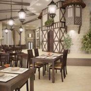 Ресторан в Абзаково
